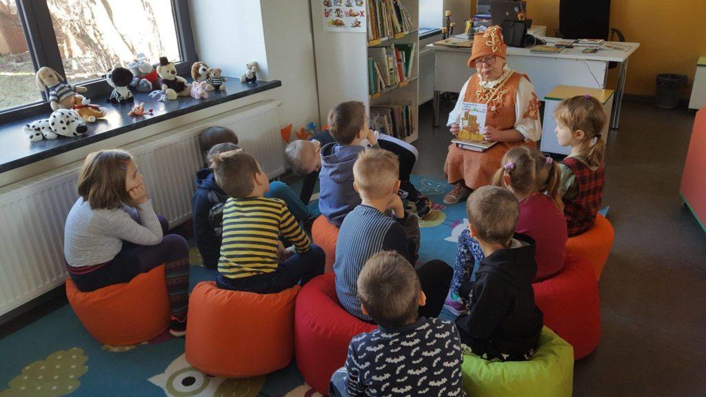 Vaiku knygos diena