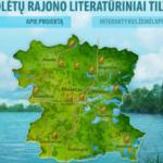 Literatūrinių tiltų žemėlapis